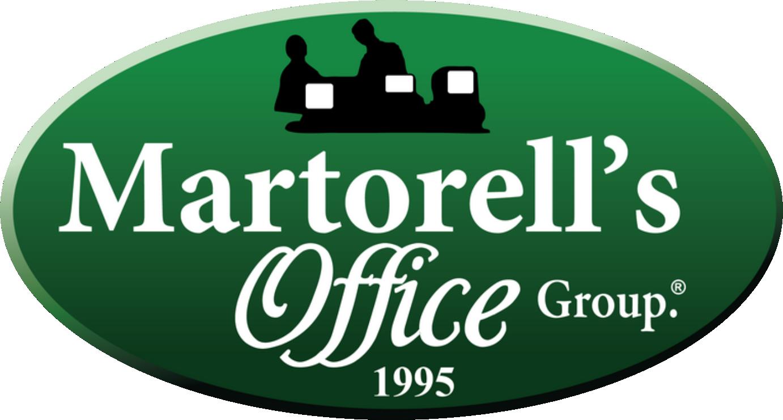 logo martorell's office corp