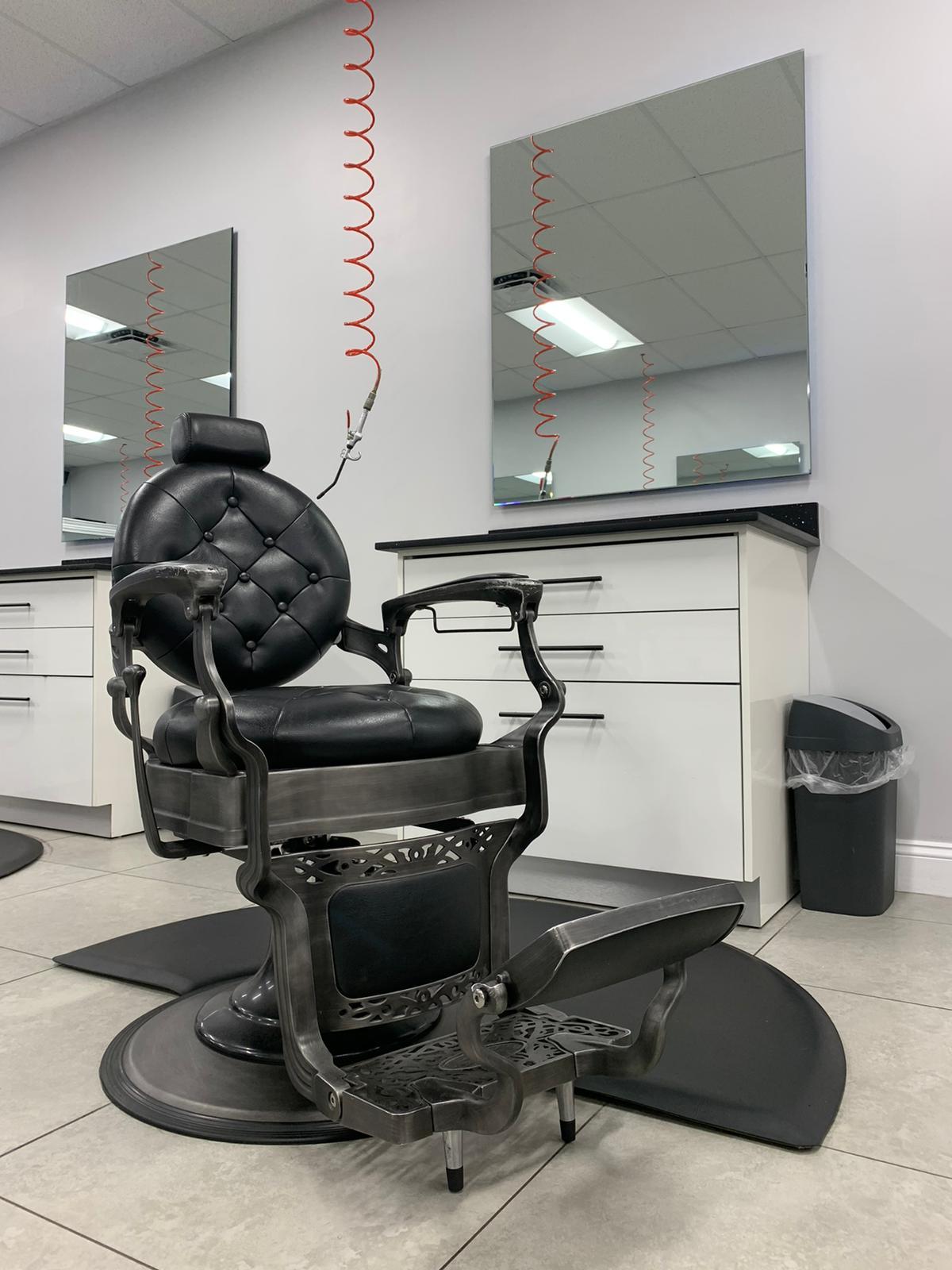 Barbershop-chair